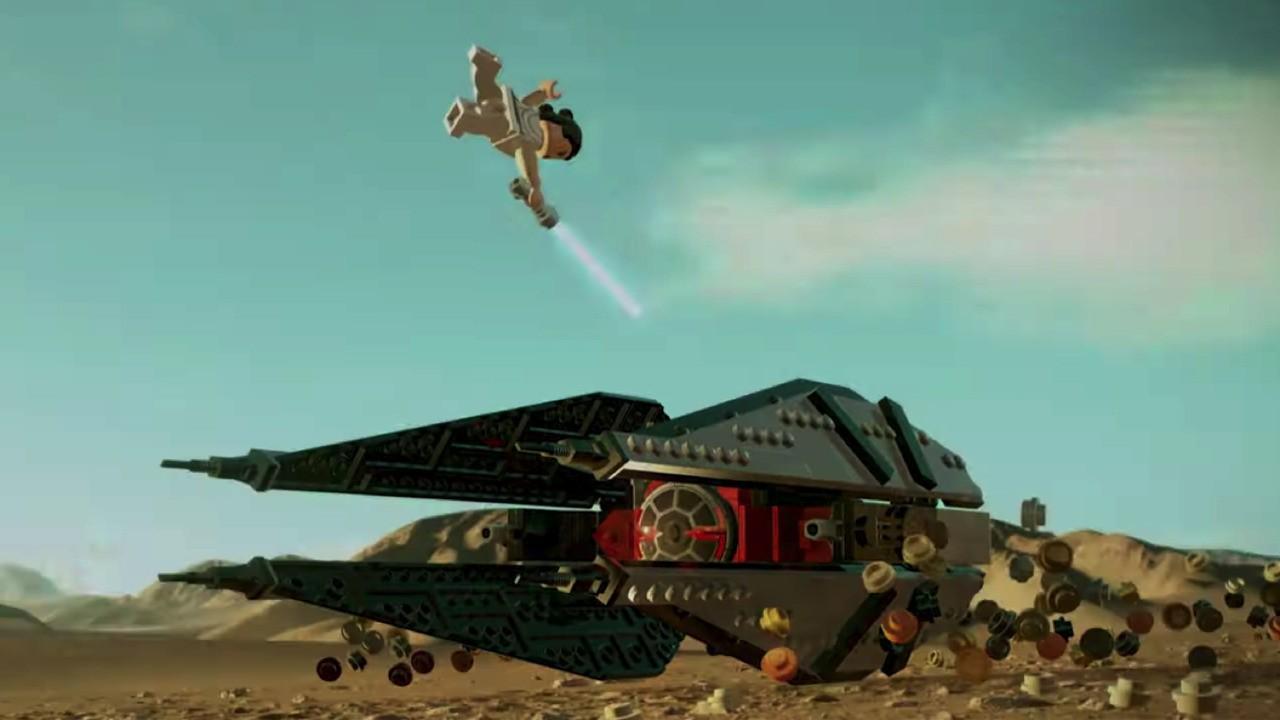 Video New Lego Star Wars The Skywalker Saga Trailer Teases Footage From All Nine Films Nintendo Life