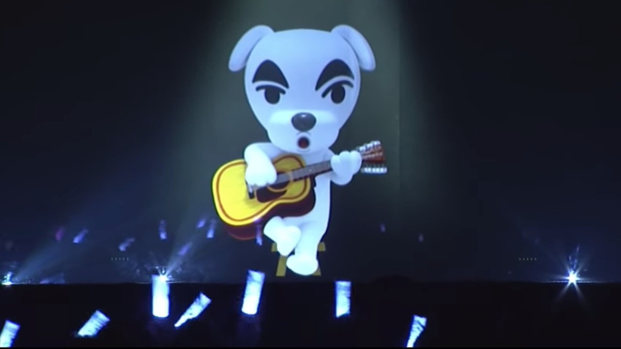 Video: Nintendo Just Held An Hour-Long Splatoon Concert With K.K. Slider As The Support Act