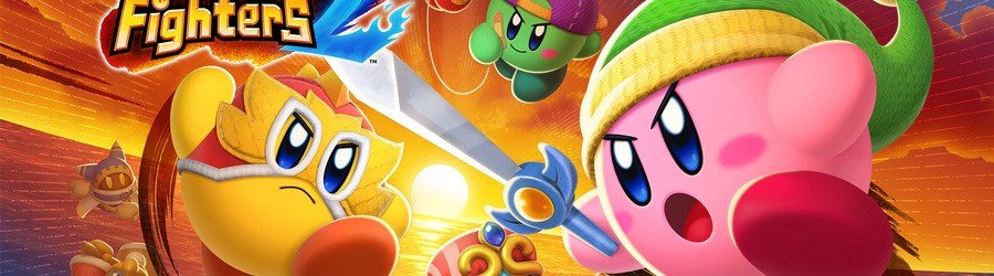 Kirby Fighters 2 (Switch eShop)