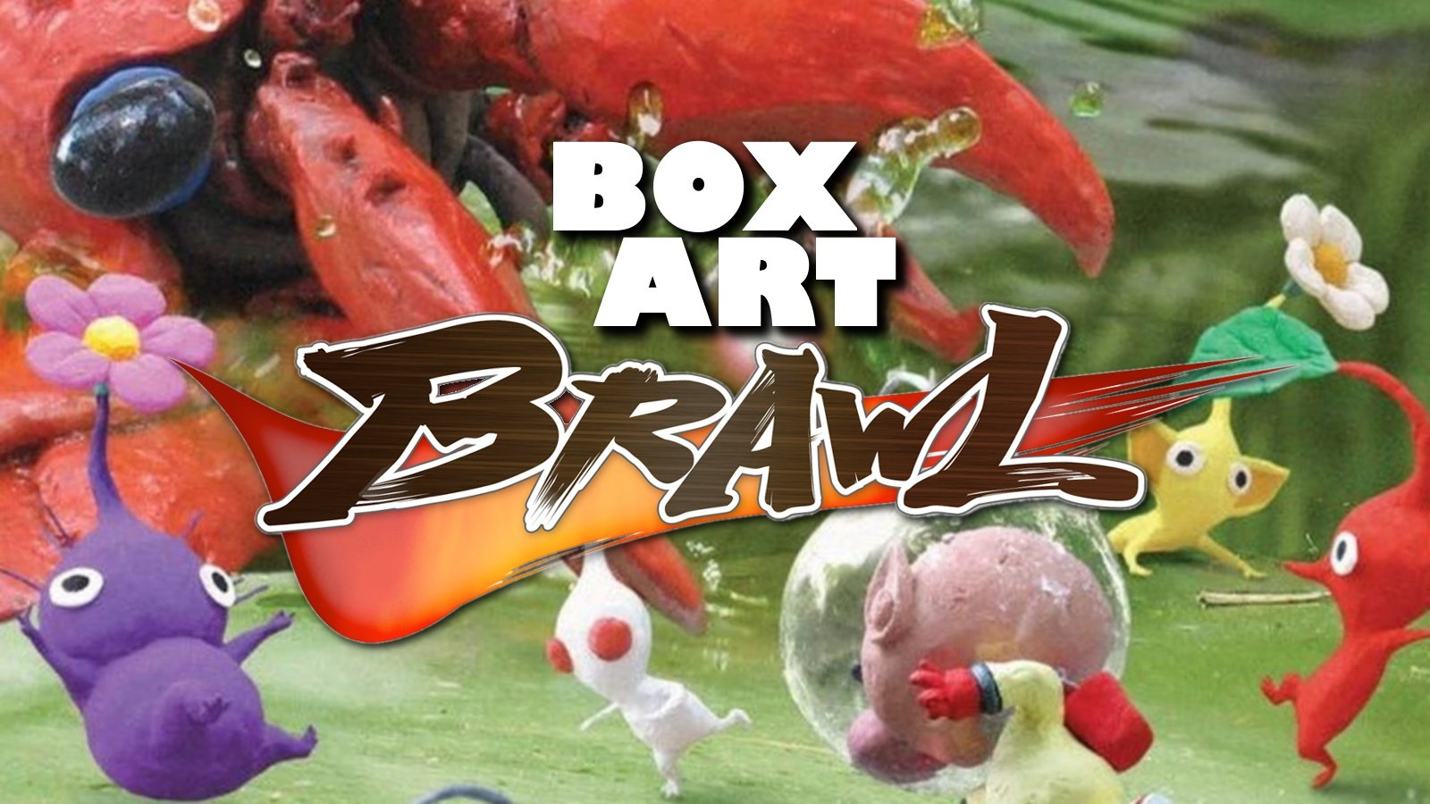 Poll Box Art Brawl 42 Pikmin 2 Nintendo Life