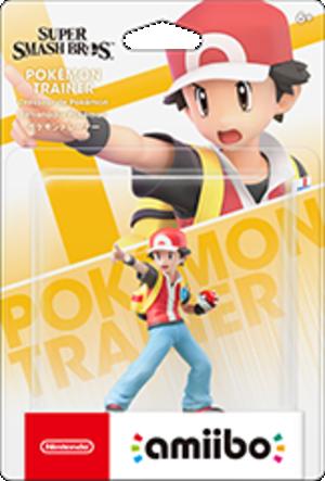 Pokemon Trainer amiibo Pack