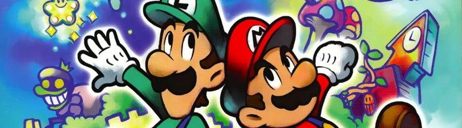 Mario & Luigi: Superstar Saga (GBA)