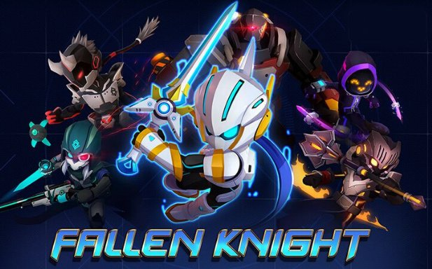 Sword-Fighting Action-Platformer Fallen Knight Slashes Its Way To Switch This June