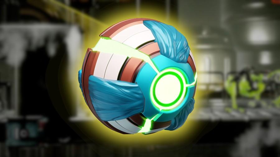 Metroid Dread Morph Ball