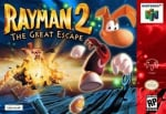 Rayman 2: The Great Escape (N64)