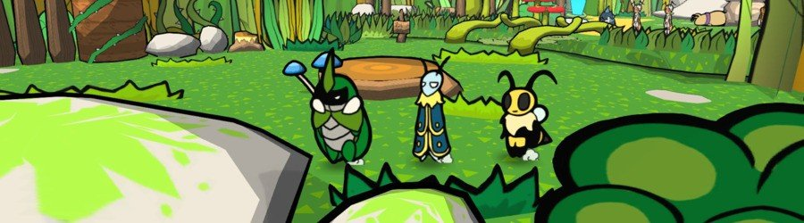 Bug Fables: The Everlasting Sapling (Switch eShop)