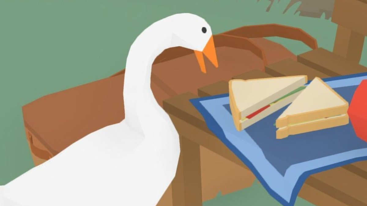 Be A Horrible Goose in Untitled Goose Game this September 20