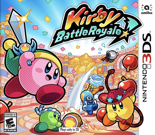 Kirby Battle Royale Review (3DS) | Nintendo Life