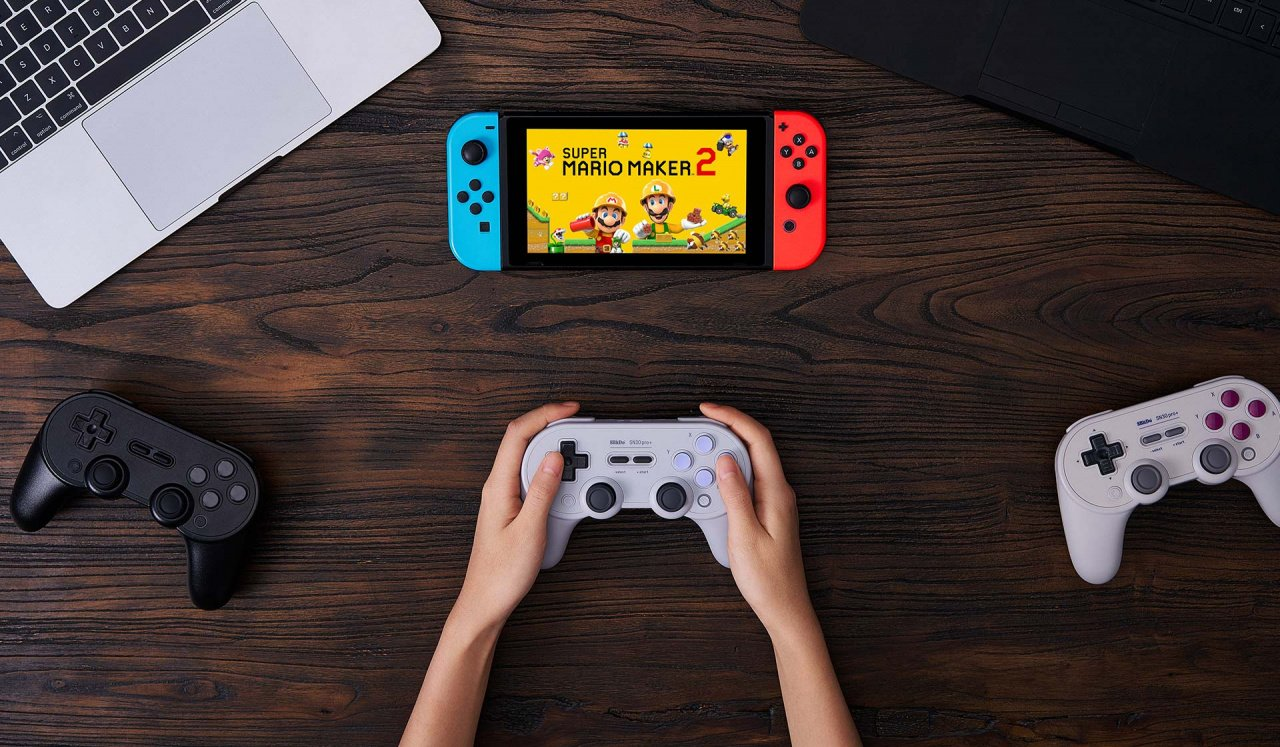 """Pre-Orders Open For 8BitDo's """"Most Advanced Controller"""" Ever"""