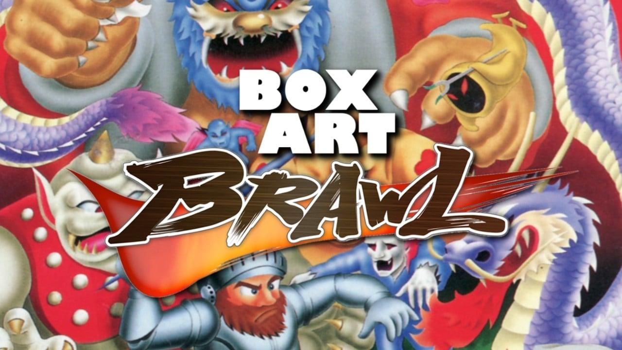 Poll: Box Art Brawl #31 - Ghosts 'n Goblins