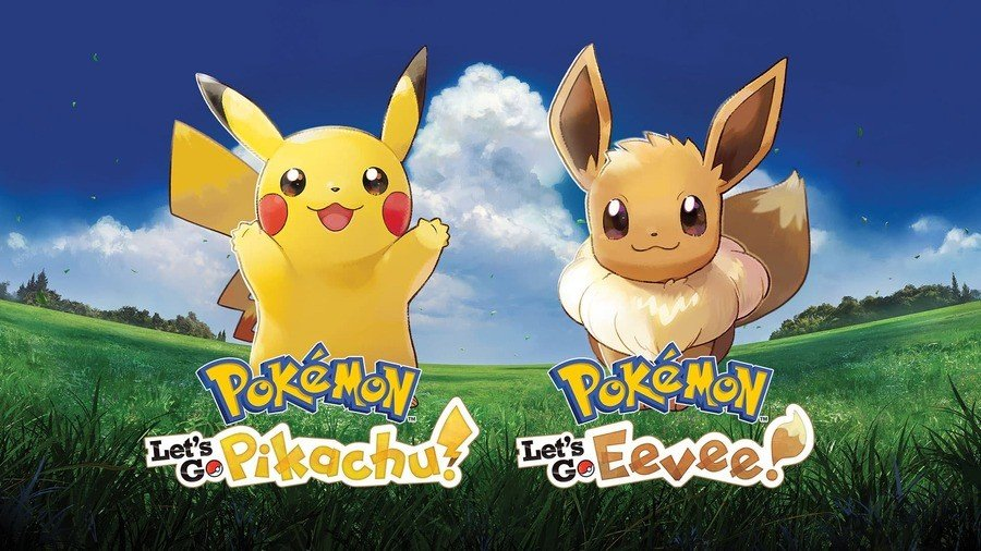 Where To Pre-Order Pokémon Let's Go Pikachu! and Let's Go Eevee! for Nintendo Switch