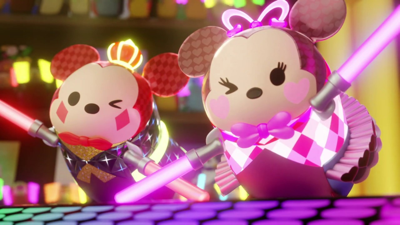 Japanese Charts: Disney Tsum Tsum Festival Fends Off Dragon Quest And Yo-Kai Watch For Top Spot