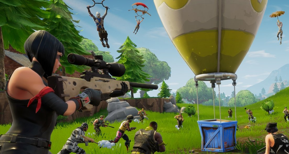 Fortnite update 8 unveils pirate-themed items and new locations