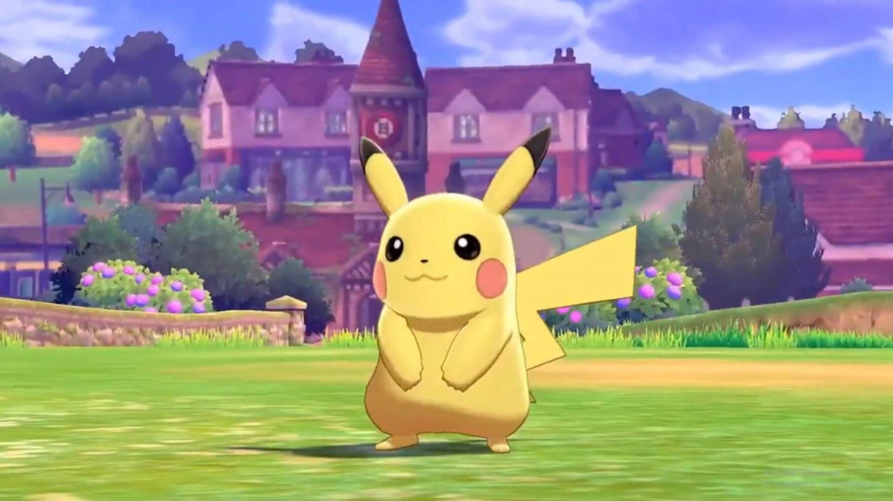 Pokémon Sword And Shield Players Can Now Get A Singing Pikachu