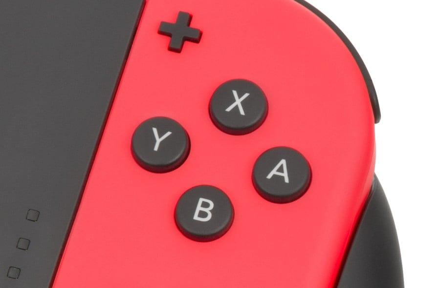 Random: Don't Worry, Nintendo Switch's 'X' Button Is Still