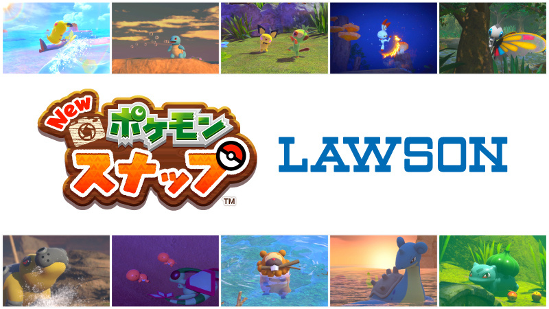 Lawson Will Offer New Pokémon Snap Photo Printing Services In Japan