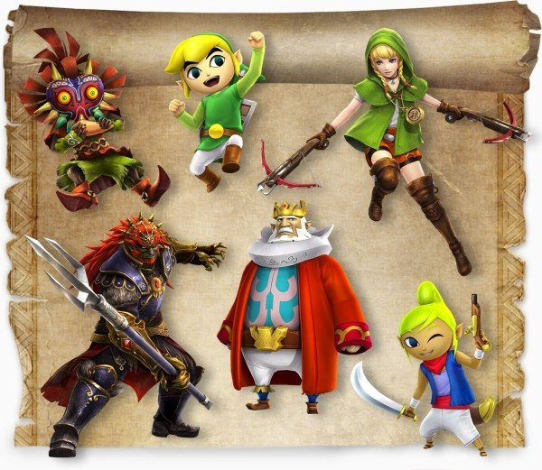 Hyrule Warriors new characters.jpg