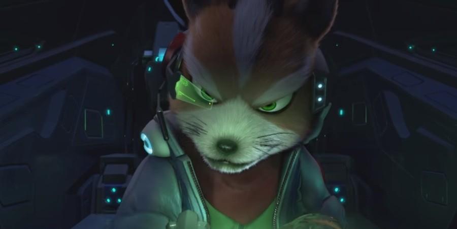 Star Fox Starlink