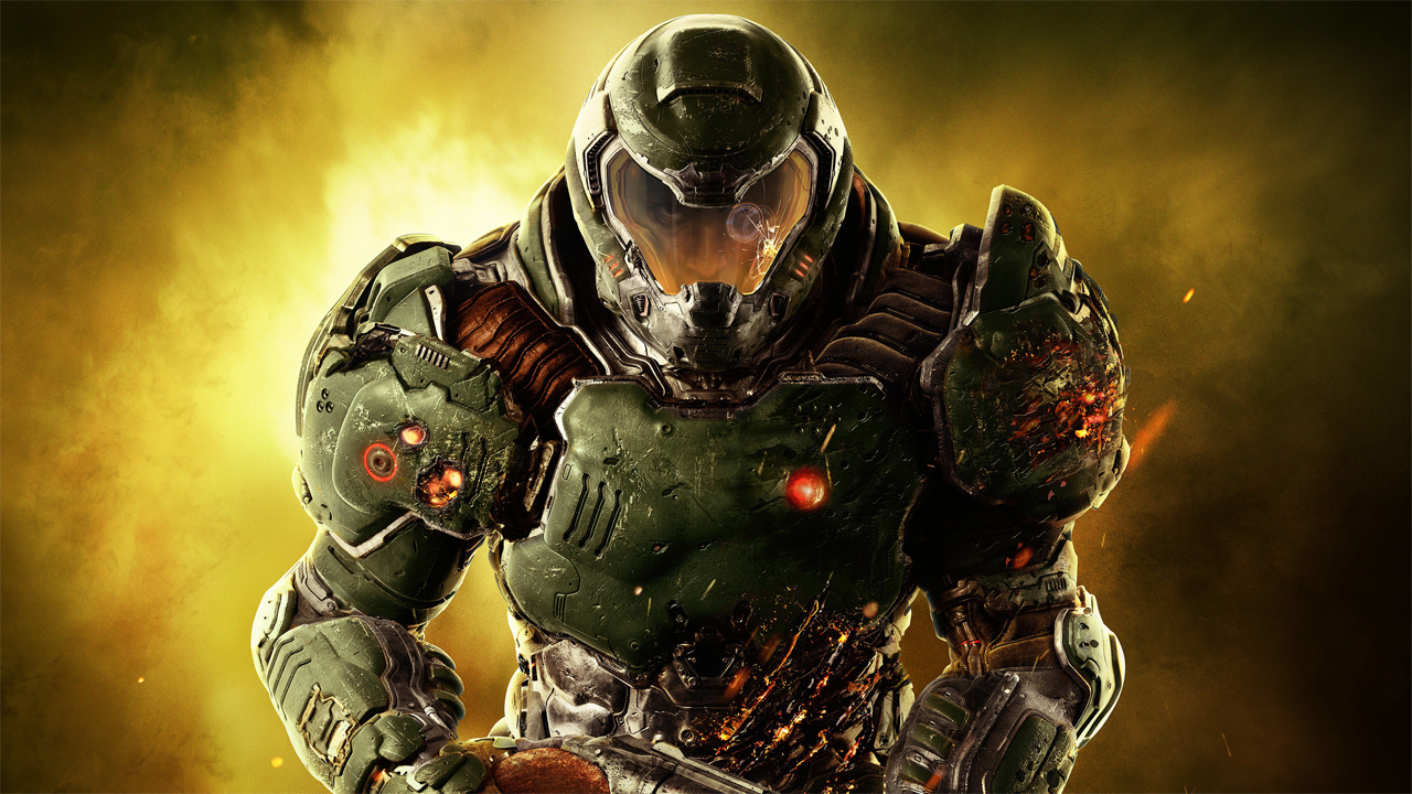 "DOOM Director Says The Team Has ""Bantered"" With Nintendo Asking For Doomguy In Smash Bros."