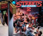 3D Streets of Rage 2 (3DS eShop)