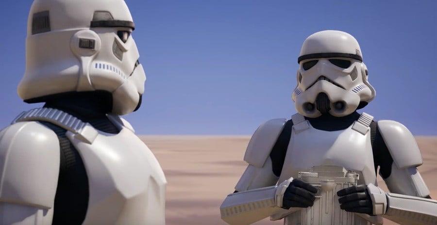 Star Wars Fortnite