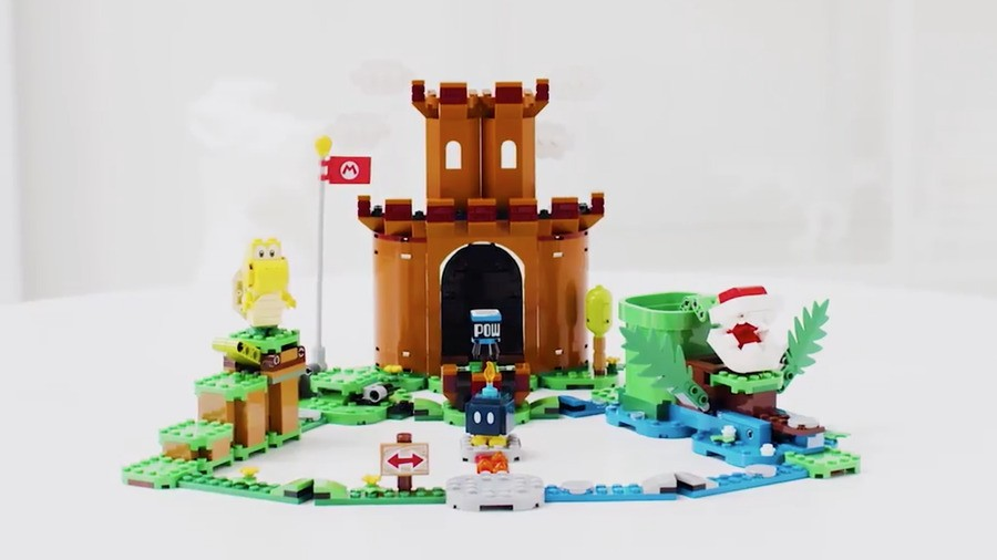 LEGO Mario Expansions