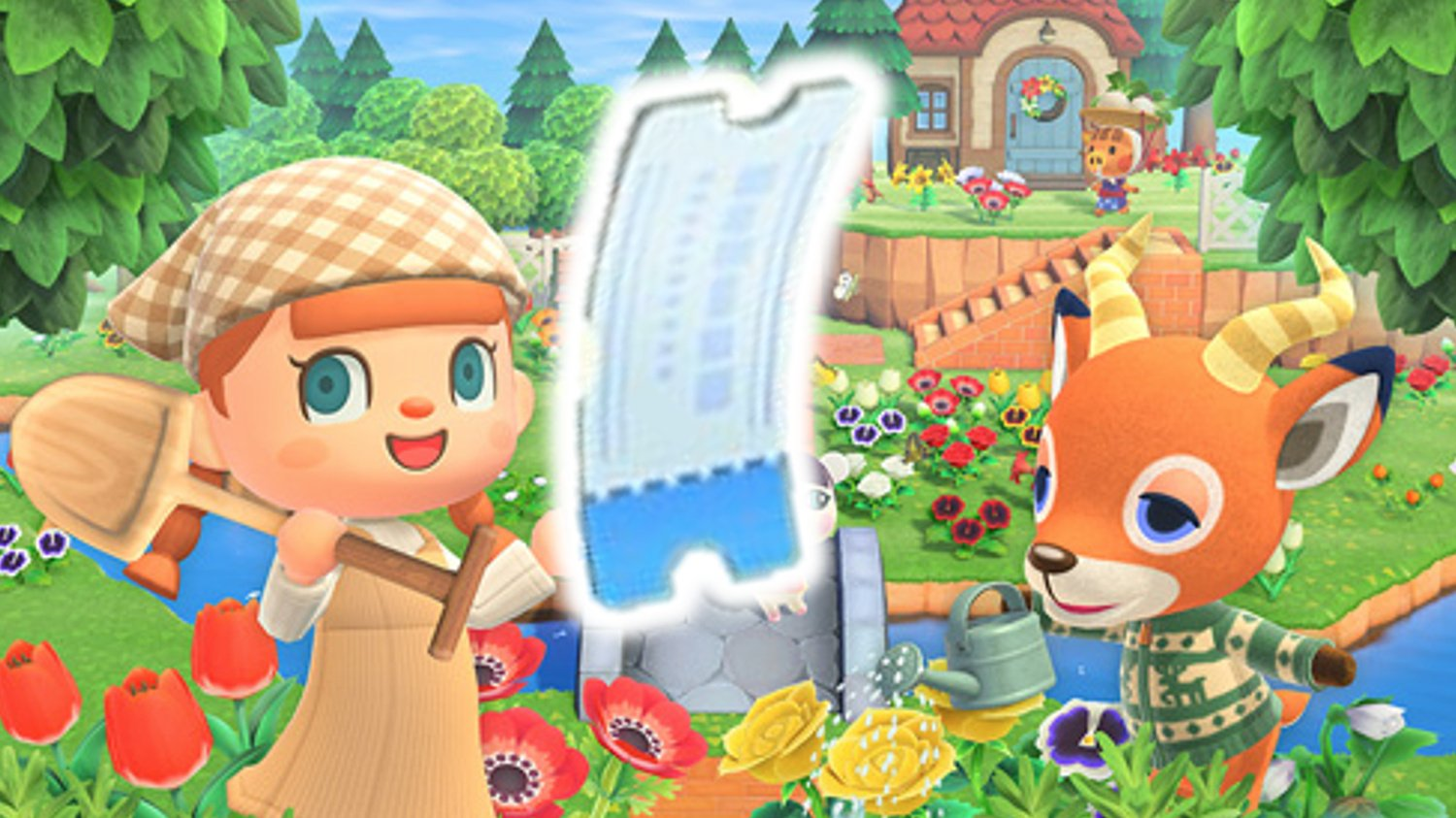 Animal Crossing New Horizons: How to Get Hedges