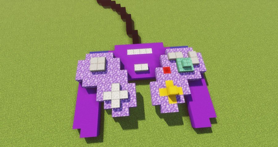 I know this Minecraft version isn't very impressive, but it was.
