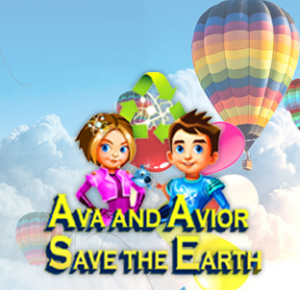 Ava and Avior Save the Earth