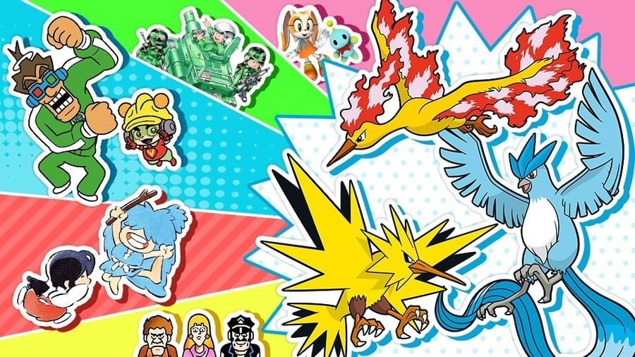 Super Smash Bros Ultimate Spirit Board Event