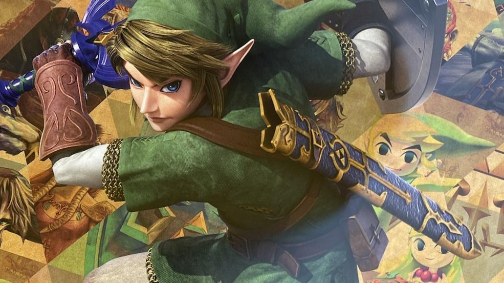 GameStop Seems To Be Giving Out Free Legend Of Zelda Anniversary Posters