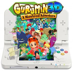 Gurumin 3D: A Monstrous Adventure