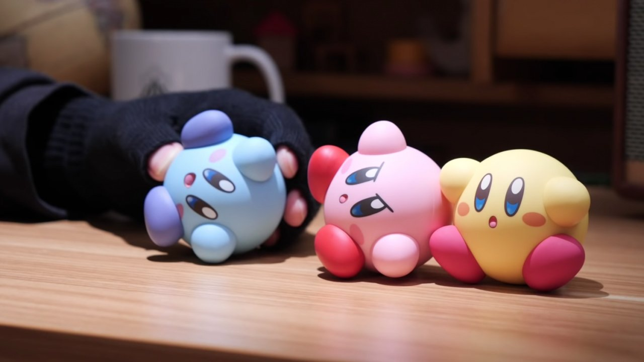 Random: Stop Scrolling And Brighten Your Day With These Adorable Kirby Stop-Motion Videos