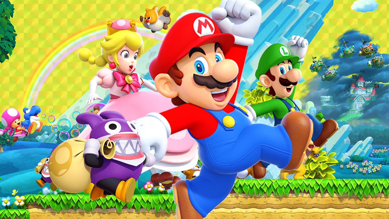 UK Charts: Mario Has Two Games In The Top Ten, Rage 2 Debuts At Number One