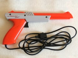 NES Zapper (North American and European Model)