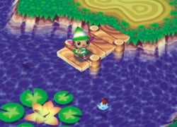 Animal Crossing Looks Gorgeous.
