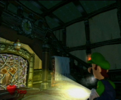 Luigi's Mansion Has Some Genius Lighting Effects.
