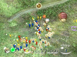Pikmin Is Sheer Miyamoto Genius.