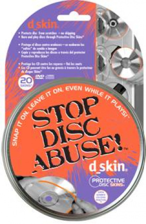 Stop Disc Abuse