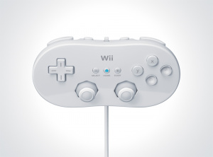 Wii's Classic Controller