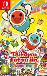 Taiko no Tatsujin: Drum 'n' Fun! (Switch)