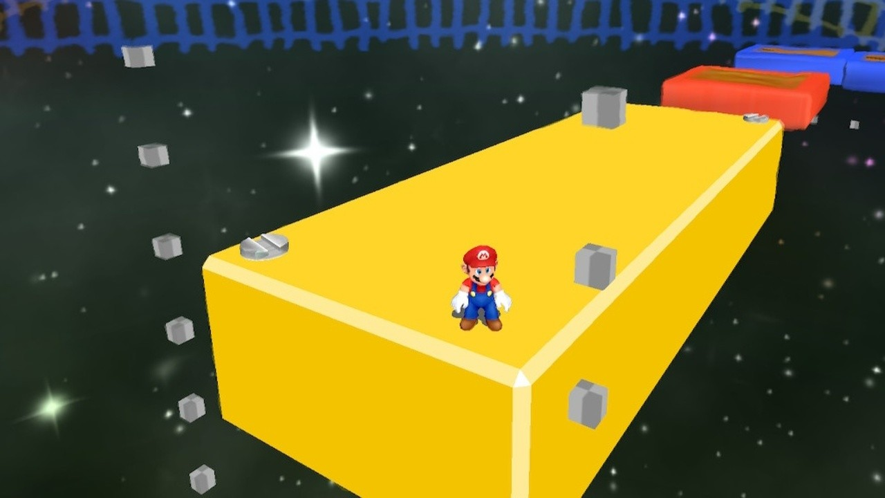 Random: Some 3D All-Stars Players Aren't Happy About The Visible Debug Cubes In Super Mario Sunshine