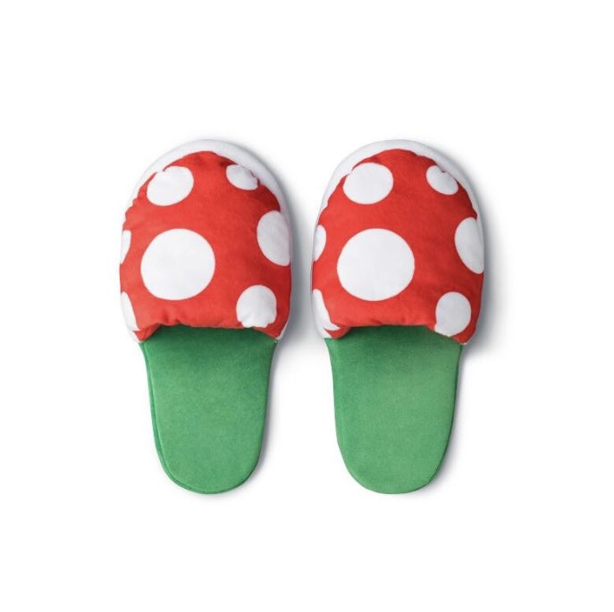 ff8bad136c2 These Nintendo Piranha Plant Slippers Release This December And We ...