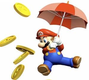 It's not raining Yen yet, Mario