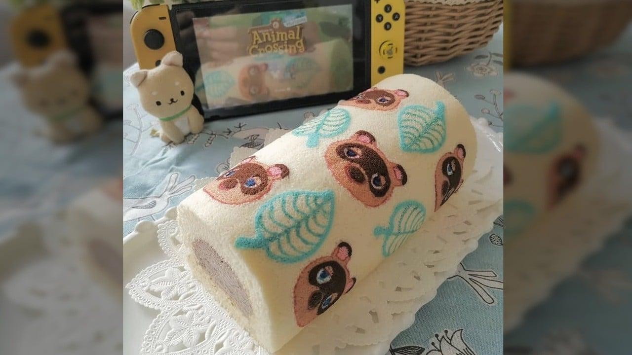 Aleatorio: aburrido en casa? ¿Por qué no intentar hacer este delicioso pastel de cruces de animales? 75