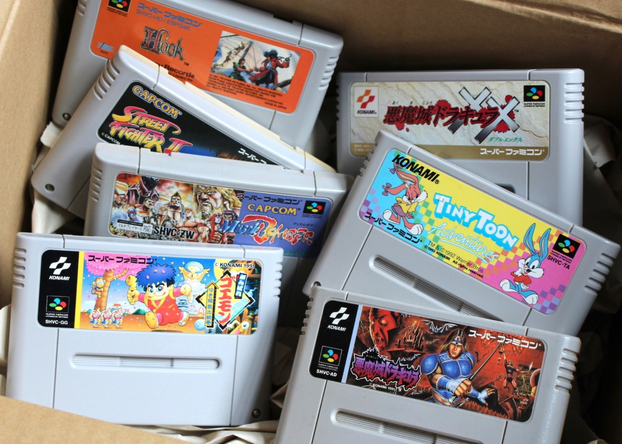 Talking Point: Which SNES Games Do You Want To See On Nintendo