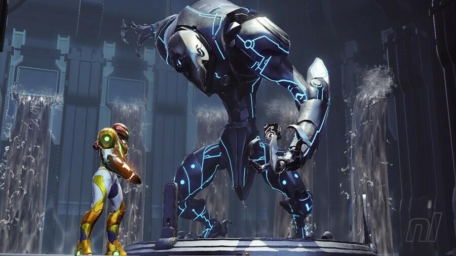 Metroid Dread Flash Shift