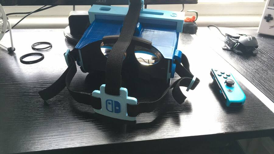 3D Printed  Headset
