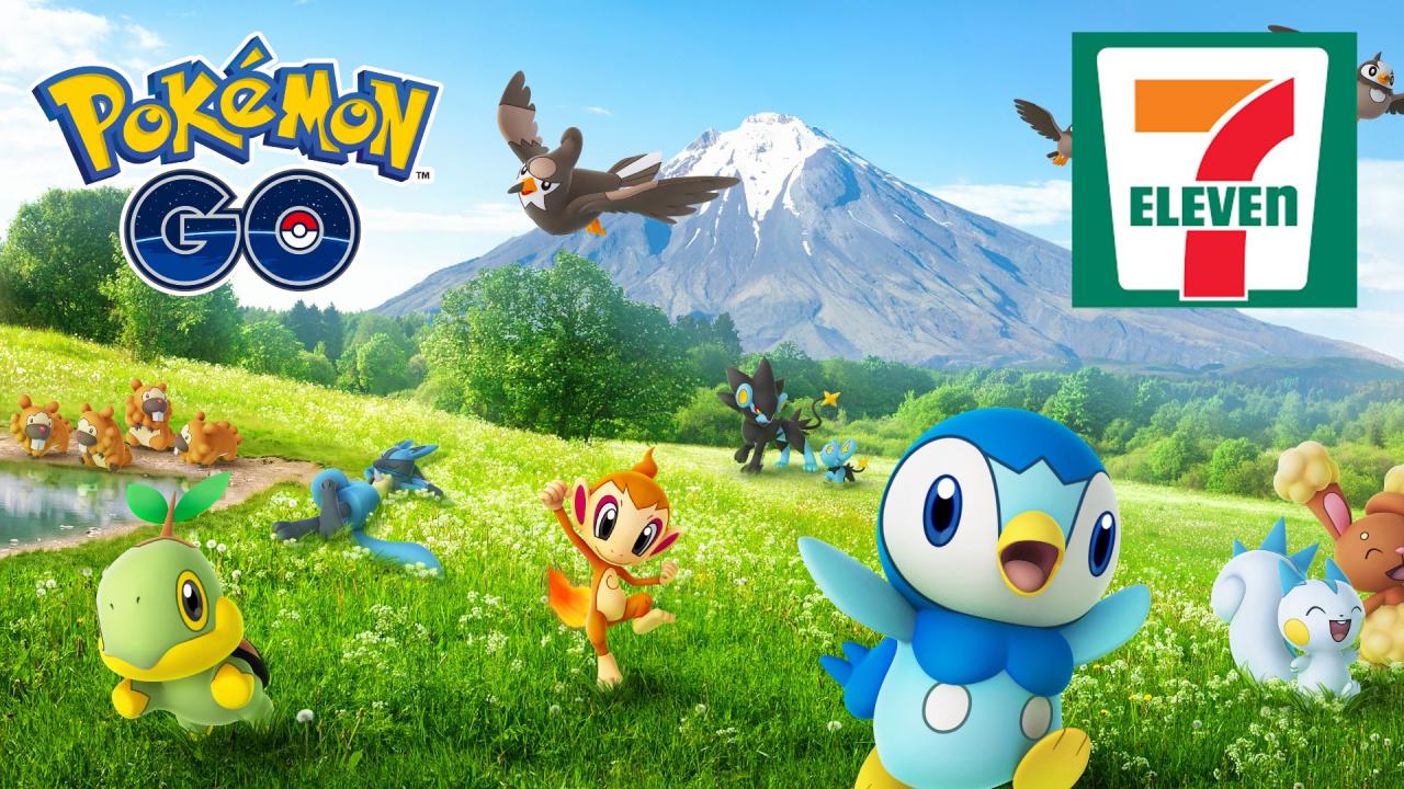 7-Eleven Japan's Pokémon GO Collab Ends, Removing Almost 20,000 Pokéstops