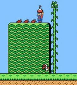 It's a me, a Mario!